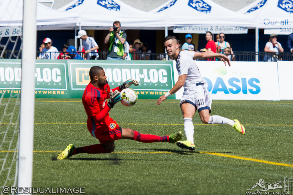 WFC2 v LA Galaxy II - The Story In Pictures (75)