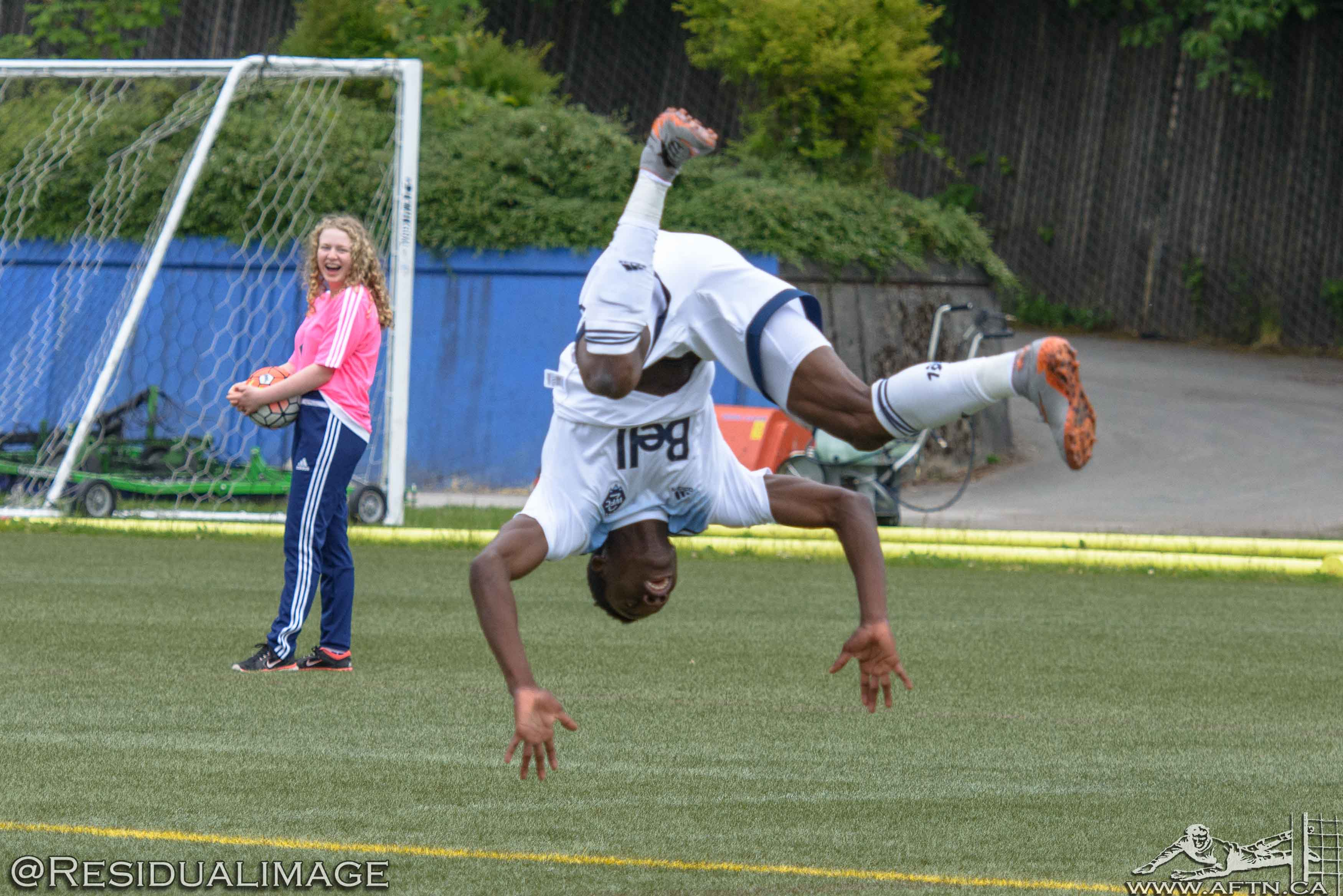 Wfc2 V Los Angeles Galaxy Ii The Story In Pictures Aftn