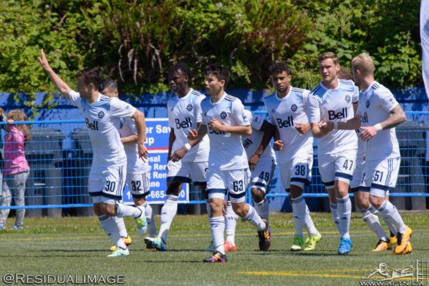 WFC2 v Real Monarchs – The Story In Pictures