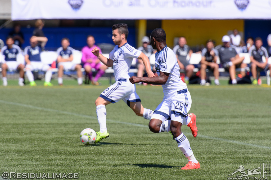 WFC2 v S2 - The Story In Pictures - July 4th (1)