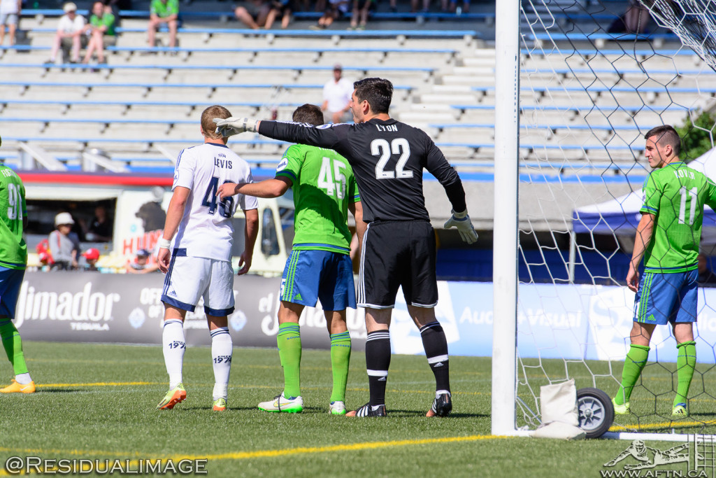 WFC2 v S2 - The Story In Pictures - July 4th (7)