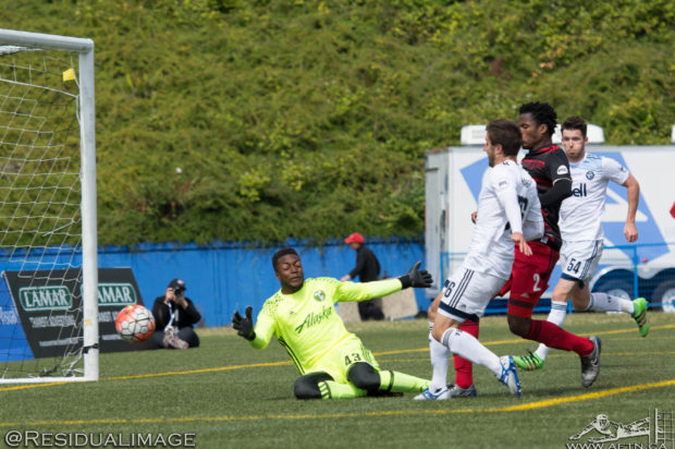 WFC2 v Portland Timbers 2 – The Story In Pictures