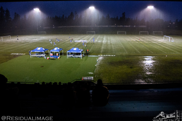"""Christian Bolaños bags his first Vancouver Whitecaps goal as a """"hybrid"""" WFC2 open their preseason with win over UBC"""