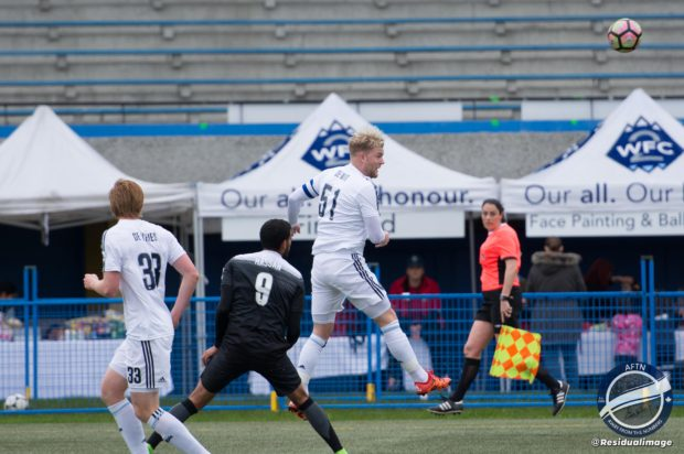 "Latest Whitecaps centre back injury crisis throws up opportunity for two WFC2 hopefuls to get a ""good, hard look"""