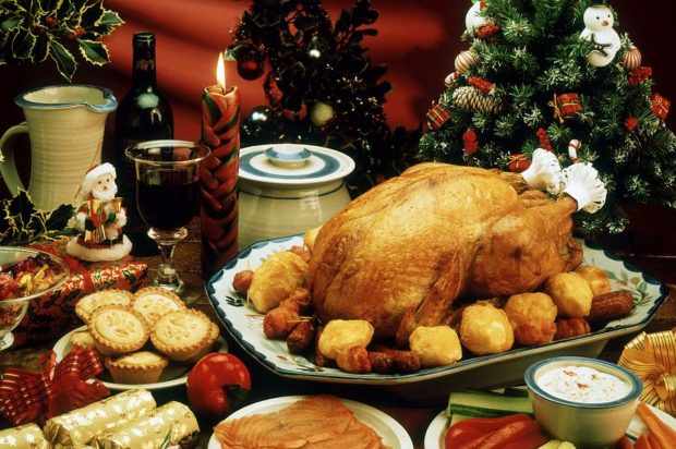 Want to forget your Christmas excess? Here's how to eat like a Whitecap
