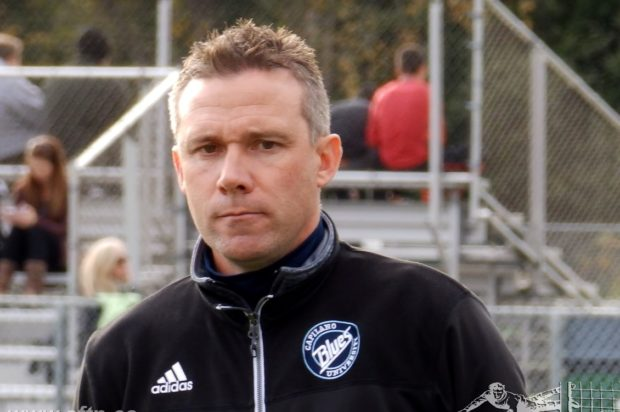 "Paul Dailly ""ecstatic"" with Capilano Blues unbeaten PACWEST season as attention turns to CCAA National Championship"
