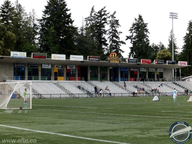Groundhopping: Westhills Stadium (Langford, BC) – Future home to Victoria's Canadian PL team