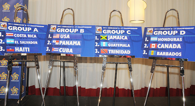 Canadian Under 17's Reach CONCACAF Final