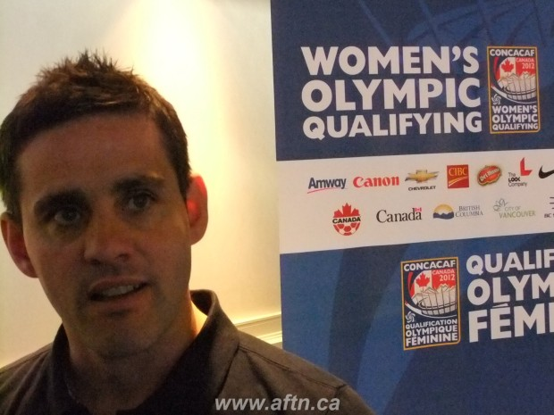 CWNT coach Herdman ready for Olympic qualifying challenge