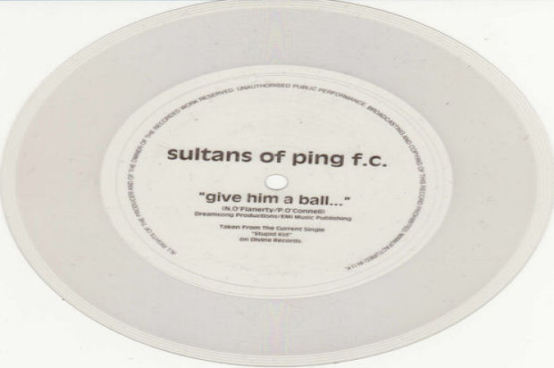 "Sing When You're Winning 2 – ""Give Him A Ball (And A Yard Of Grass)"" by The Sultans Of Ping FC"