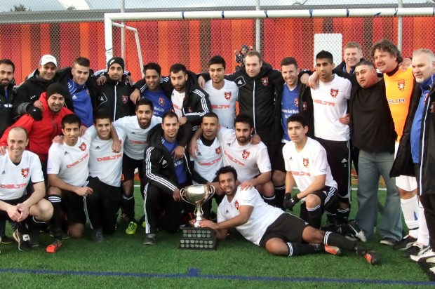 Delta United Hurricanes win 100th Imperial Cup