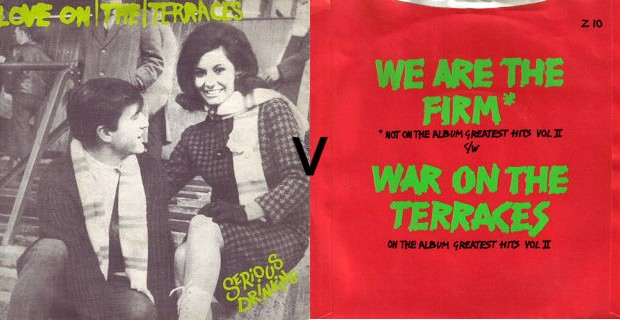 Sing When You're Winning 3 – Love v Hate On The Terraces