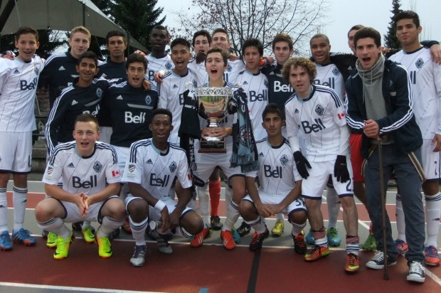Residency Week 2014: Whitecaps Residency Ones To Watch (Part One – The U16s)