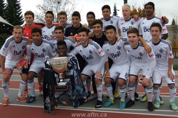 Residency Week 2014: Whitecaps U18s and U16s in for tough week as 2014 USSDA playoffs get underway