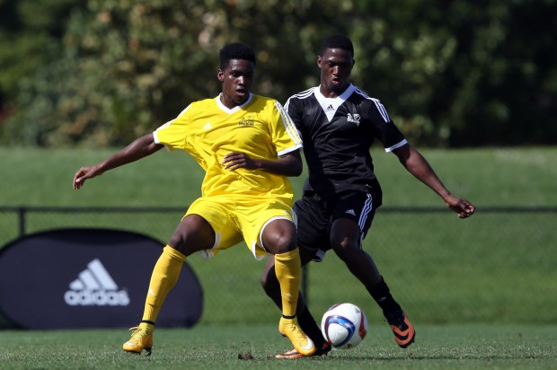 Kay Banjo overcomes axing of college soccer program to make dream move to the pros with Vancouver Whitecaps