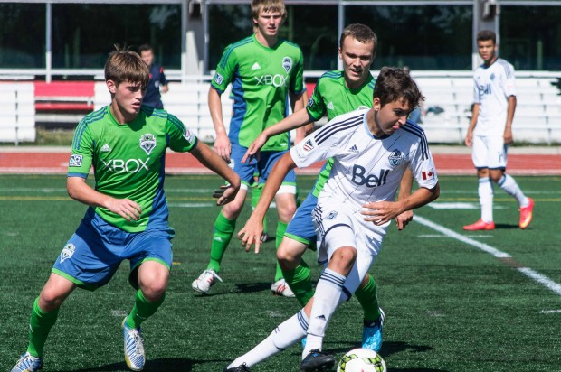 """Canadian U18 international Dario Zanatta leaves Whitecaps to explore opportunities in Europe – """"I didn't want to miss out on the opportunities I have now"""""""
