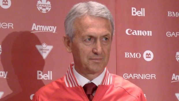 "Benito Floro admits lack of Canadian first team regulars at clubs is a ""handicap"""