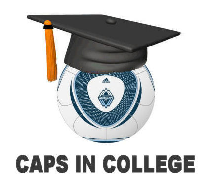 Caps In College 2014: Callum Irving leads the way as new college season already in full swing