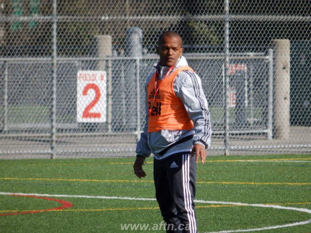 """Robert Earnshaw's experience worth a lot to the Whitecaps as signing decision expected """"sooner rather than later"""""""