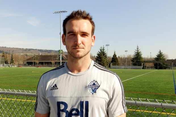 """Tyler Rosenlund finally back in BC and looking to bring """"leadership and expertise"""" to young WFC2 squad"""