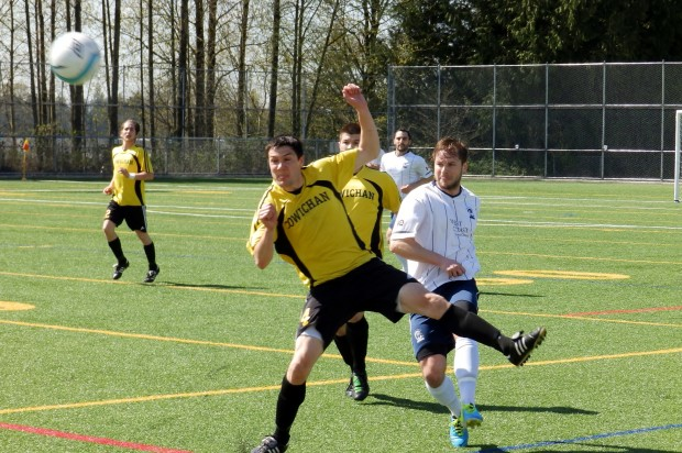 Lots of home comforts in Saturday's BC Provincial Cup first round action (Reports and videos)