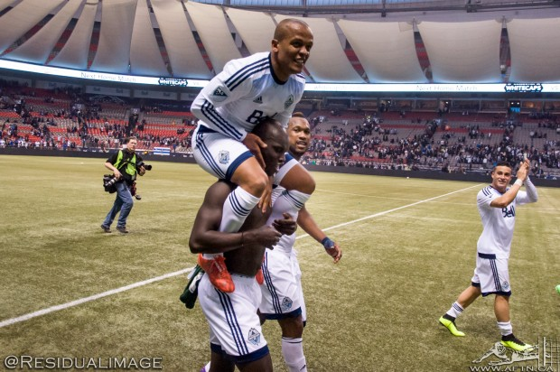 Vancouver Whitecaps v Portland Timbers – The Story In Pictures