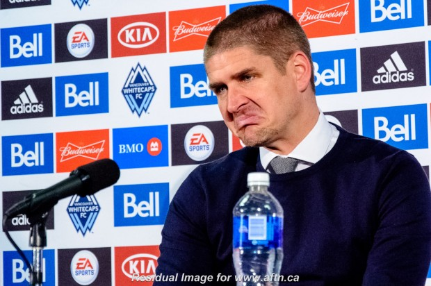 Timewasting: Top Ten Excuses For The Whitecaps Loss To TFC