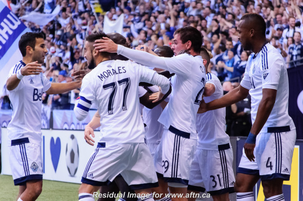 Emotional Ramblings: Time for Whitecaps to flex their muscles