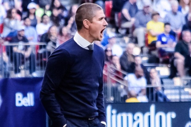 """Carl Robinson praises """"godfather"""" Bruce Arena, but the 'Caps coach is also blazing his own trail for young coaches in MLS"""