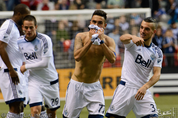 Vancouver Whitecaps v DC United  – The Story In Pictures