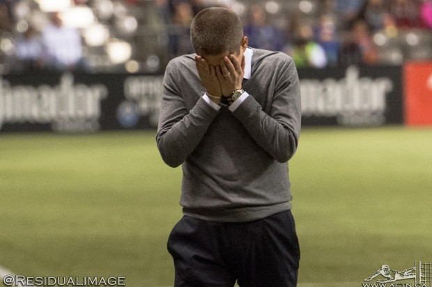 More questions than answers from stuttering Whitecaps