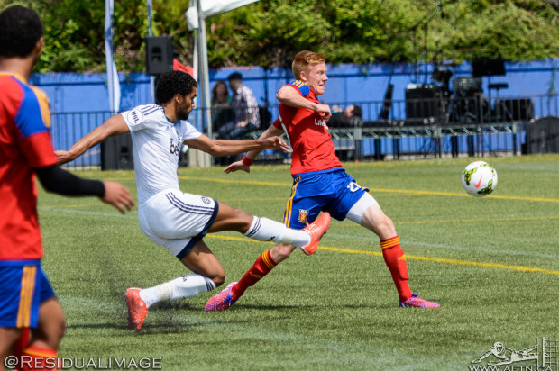 """Whitecaps Residency alumni secure WFC2's first USL home win – """"It's been a long time coming"""""""