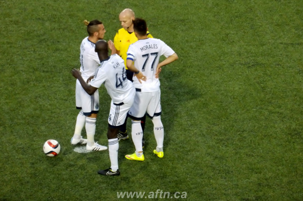 Report and Reaction: Defences on top in Cascadia Cup stalemate