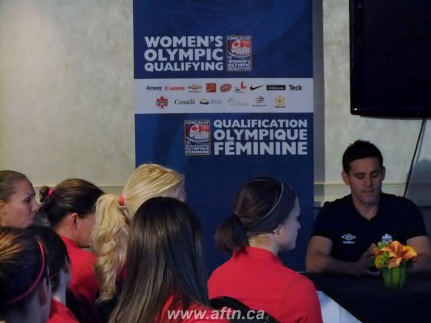 Herdman: Optimal playing time key to Olympic qualification