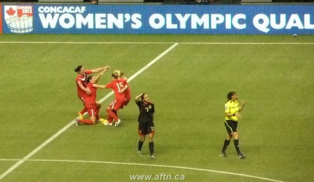 Canadian Women London bound as Olympic dream realised