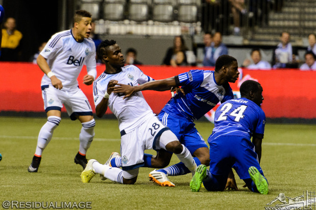 Report and Reaction: All to play for as FC Edmonton make Vancouver Whitecaps pay for flat start