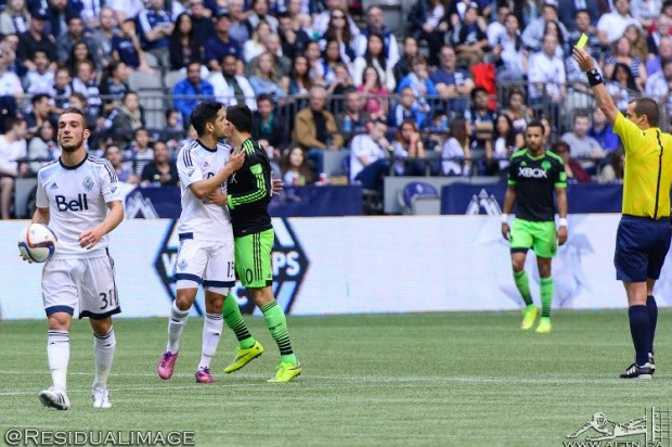 The Good, The Average and The Bad: Whitecaps Dismantled By Sounders