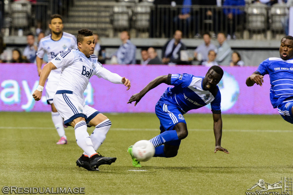 Vancouver Whitecaps v FC Edmonton - The Story In Pictures (61)