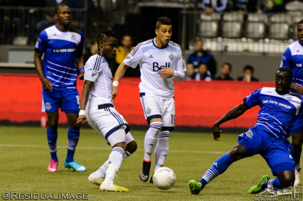Vancouver Whitecaps v FC Edmonton – The Story In Pictures
