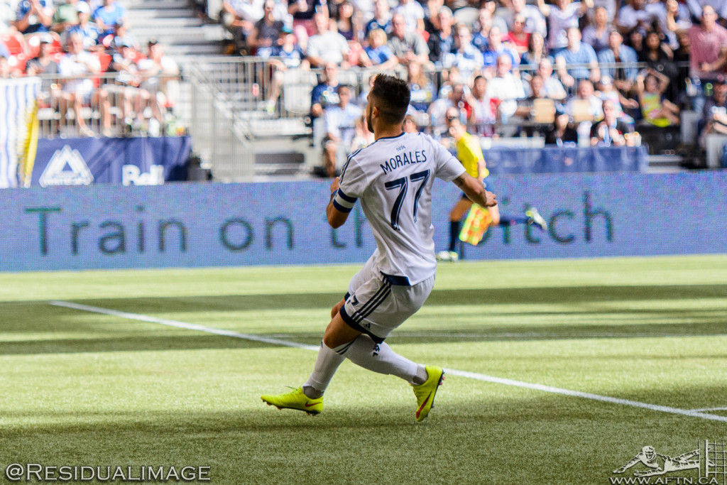 Vancouver Whitecaps v Philadelphia Union - The Story In Pictures (52)