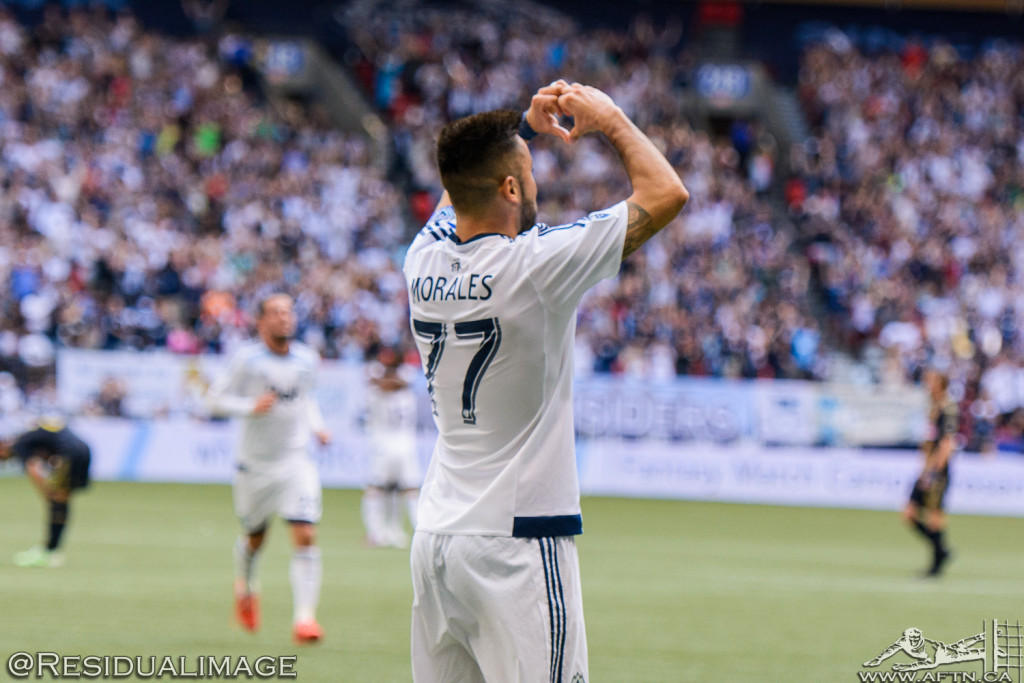 Vancouver Whitecaps v Philadelphia Union - The Story In Pictures (55)