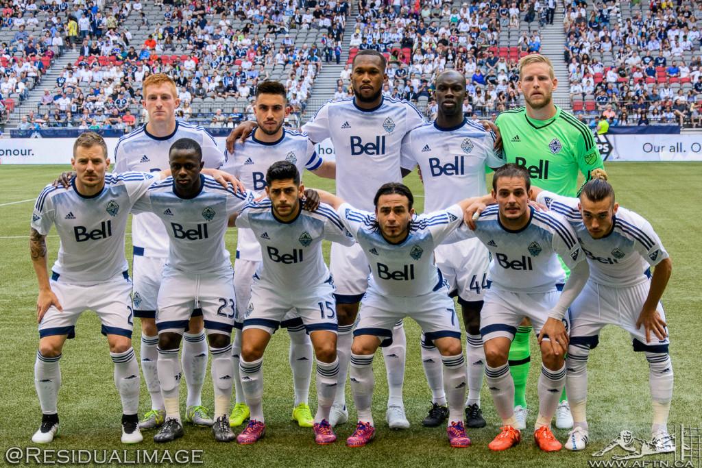 Vancouver Whitecaps v Philadelphia Union - The Story In Pictures (7)