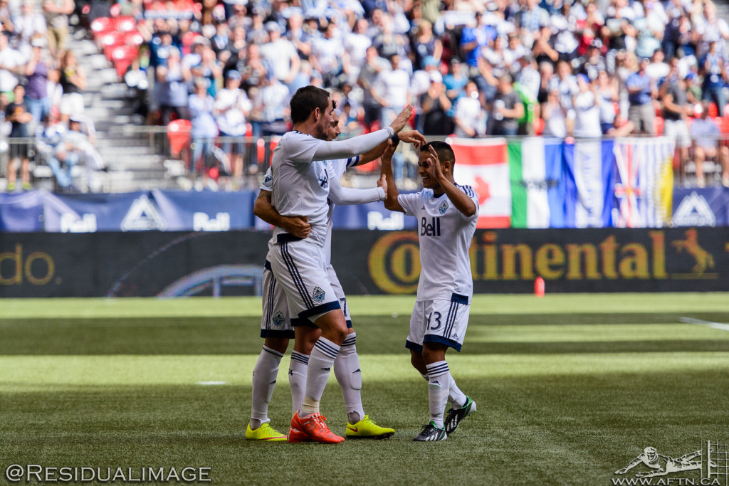 Vancouver Whitecaps v Philadelphia Union - The Story In Pictures (74)