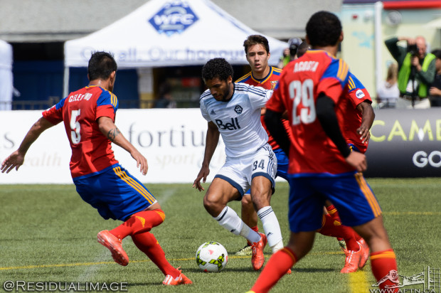 WFC2 v Real Monarchs SLC – The Story In Pictures