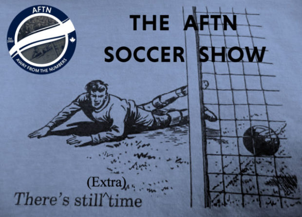 "AFTN's subscription only podcast ""There's Still (Extra) Time"" moves into year four – Subscribe today and help the site continue to grow!"