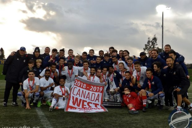 UBC Thunderbirds warm up for U Sports nationals with dominant 19th Canada West Championship win