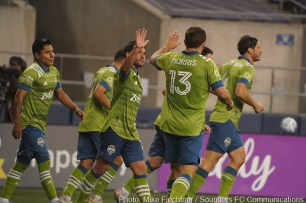 Report and Reaction: Whitecaps soundly beaten in Seattle after Sounders second half blitz