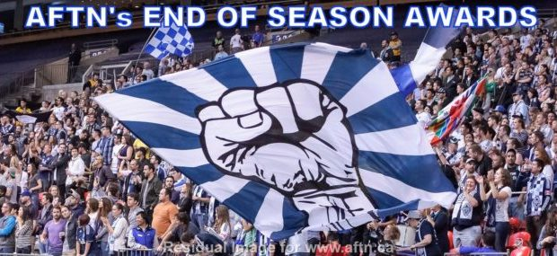 AFTN's Vancouver Whitecaps End Of Season Awards – 2017