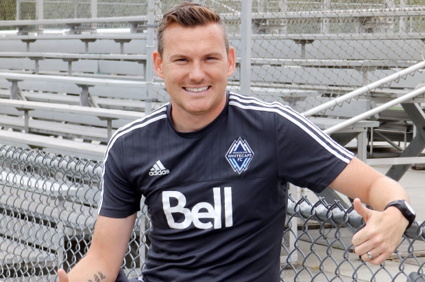 "Residency Week 2015: Whitecaps U16 coach Adam Day building on strong foundations with ""excellent group"""