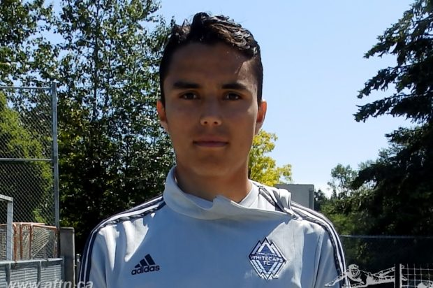 "Residency Week 2016: ""Natural goalscorer"" Alan Camacho leading North America as he lights it up for Vancouver Whitecaps U16s"